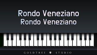 Rondo Veneziano - Rondo Veneziano (론도 베네치아노 - 론도 베네치아노)