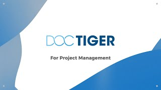 Doctiger Project Managment
