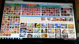 Видео про ОНЛАЙН ИГРЫ!!!    «1 серия»КОНТЕНТ ШОК ШОК!😱😱 Играю на компьютере снимаю на планшет