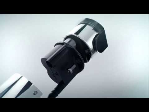 TEMPOMATIC 4 : robinet et mitigeur électroniques pour lavabo