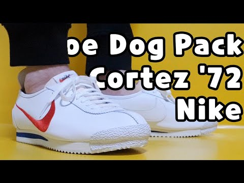 Nike Cortez 72 Shoe Dog 'Swoosh' unboxing review