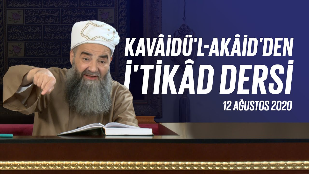 Kavâidü'l Akâid Dersi 30. Bölüm