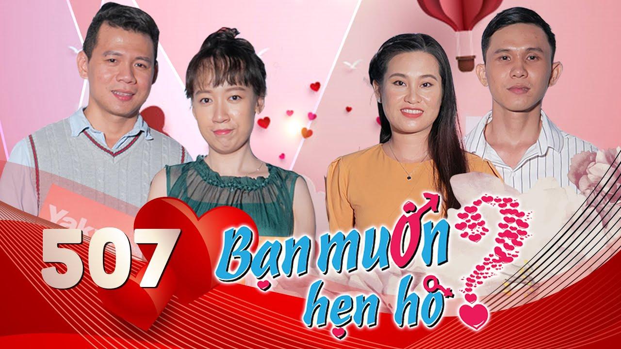 Bạn Muốn Hẹn Hò Tập 507 FULL  Chàng Việt kiều hào hoa đối đáp SONG NGỮ chinh phục tiểu thư Cần Thơ😍