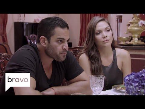 Shahs of Sunset: Is Mike Shouhed Hitting on Destiney Rose? (Season 6, Episode 6)   Bravo