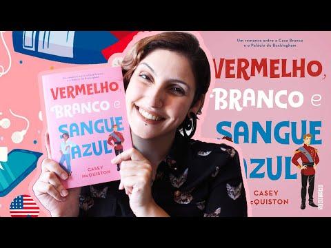Romance LGBTQ+ na Casa Branca! ? | VERMELHO, BRANCO E SANGUE AZUL, de Casey McQuinston