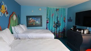 Disney's Art Of Animation Resort Room Tour *REFURBISHED* | Walt Disney World