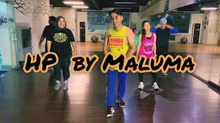 HP  Maluma  Zumba® Fitness