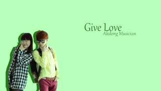 Give Love - Akdong Musician Lyrics (HAN/ROM/ENG)