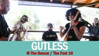 Gutless [FULL SET] @ The Fest 16 2017 10 28