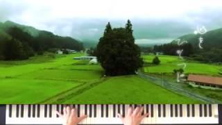 ピアノアシタカとサン 久石 譲 ピアノ Ashitaka And Sanピアノ