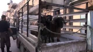 preview picture of video 'Agonia em Aleppo, uma cidade abandonada pelo mundo - Legendado'