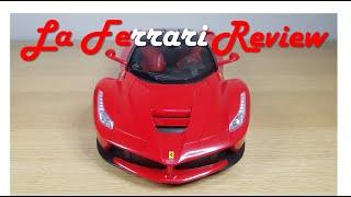 La Ferrari Rastar Remote Control Car - Review