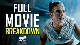 STAR WARS: The Rise Of Skywalker: Full Movie Plot Breakdown, Ending Changes, Rey's Parents Explained