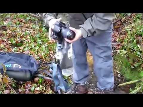 housse appareil photo type Reflex Aquapac