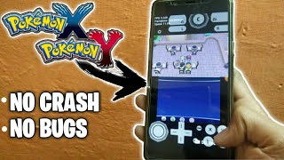 How To Play Pokémon X Y On Android 100% Working