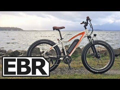 2019 Rad Power Bikes RadRover Video Review – $1.5k
