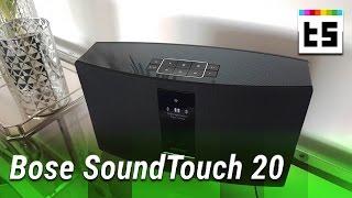 Test: BOSE SoundTouch 20 – kleine WLAN-Box mit großem Sound