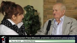preview picture of video 'Federacja Obrony Podhala Poronin cz1'