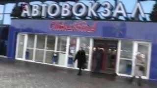 Главный автовокзал ростова...
