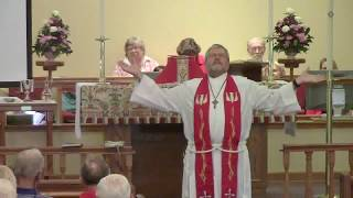 Pentecost Sunday Being empowered 2018
