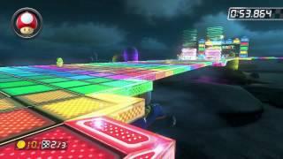 [MK8] SNES Rainbow Road - 1:24.819 (3rd WW) - ☆Twi☆