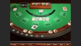 Texas Poker, Texas Hold'Em, Golden Oasis, Russian Poker