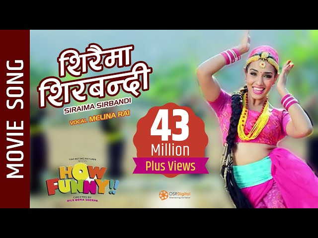 Thumnail of 'Siraima Sirbandi' 'How Funny' New Song | Priyanka Karki HD