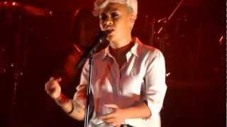 This much is true - Emeli Sandé live in Hamburg 11.03.2013