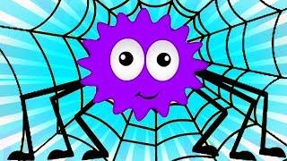 Incy Wincy Паук | детская песня | рифма паука | Incy Wincy Spider