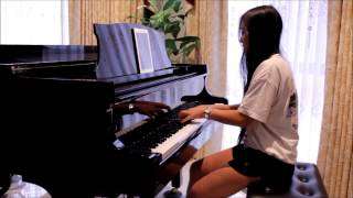 MY LAST FREESTYLE | CHRIS BROWN (PIANO COVER)