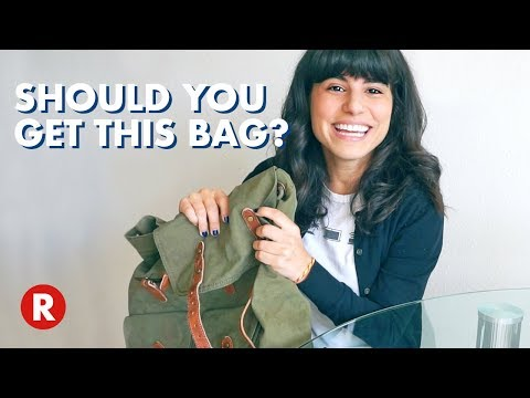 Is This The Best Travel Backpack? // Gootium Rucksack Review