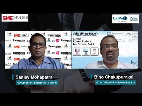 Bino Chakupurakal, MD & CEO, BST Software Pvt. Ltd.
