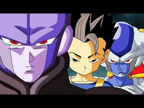 Dragon Ball Super - Universe 6 Warriors