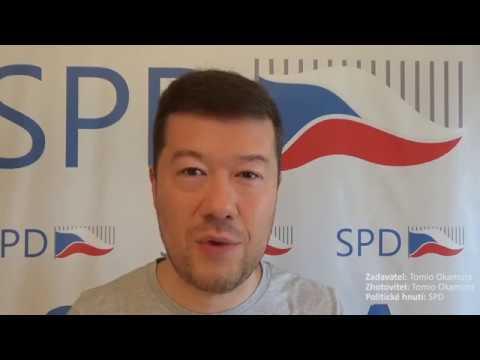 Tomio Okamura: Globální moc a globální zisk
