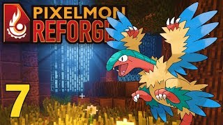 7] The Flying Gym Is EVIL!!! (Pixelmon Reforged Gameplay