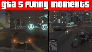 GTA 5 funny Moments Pt.136 - HORRIBLE RACE    GTA 5 Funny Moments