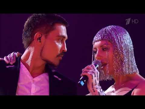 Дима Билан и Polina - Пьяная любовь (Фестиваль «Белые ночи Санкт-Петербурга»)