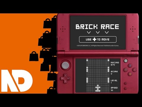 [eShop EU] Brick Race - First Look thumbnail