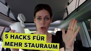 5 IKEA Hacks für mehr Stauraum & Ordnung im Bulli   OHNE BOHREN ODER KLEBEN