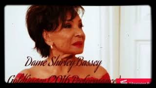 Dame Shirley Bassey- Goldfinger (2016 Performance)