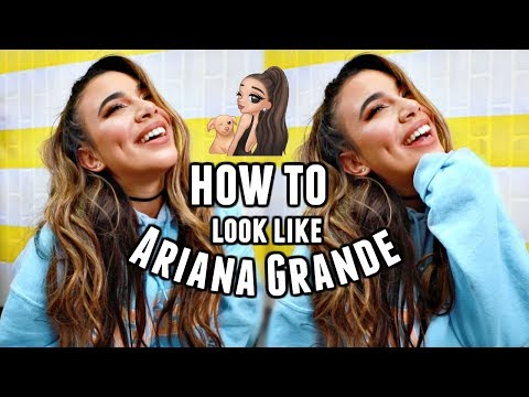 Ariana Grande Makeup & Hair Tutorial! (Thank U, Next Transformation)