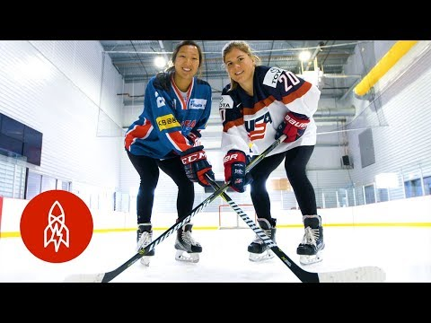 These Olympic Athletes Are Sister Goals