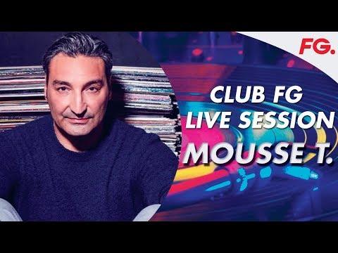 MOUSSE T.   CLUB FG LIVE MIX