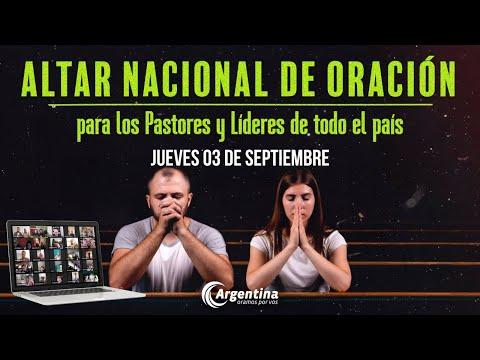 49. Altar Nacional de Oración | Jueves 03/09