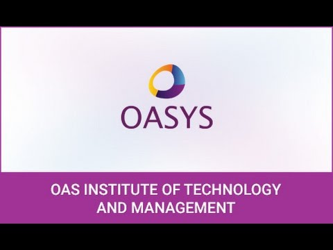 OASYS Institute of Technology video cover1