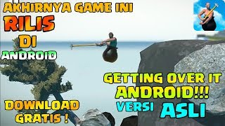 how to download getting over it game
