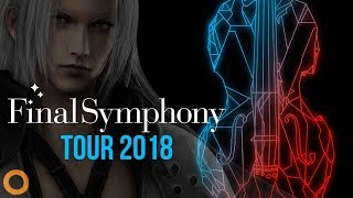 Music from Final Fantasy: Final Symphony Tour 2018 (Berlin, Hamburg, München, Wien) - Trailer
