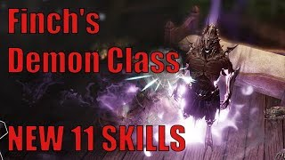 Finch's Demon Class