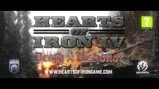 Hearts of Iron IV: Death or Dishonor Youtube Video