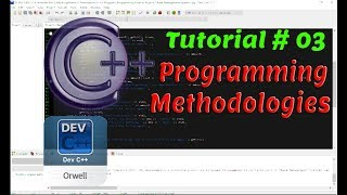 Tutorial#03 - Programming Methodologies - C++ Programming by Coding Hub